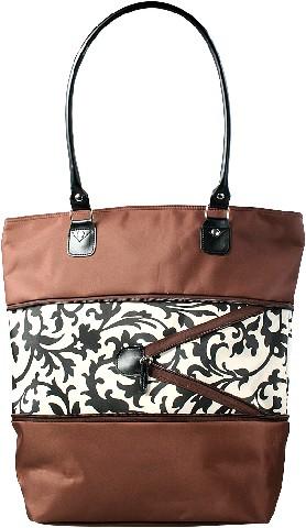 akzent einkaufstasche trage tasche handtasche 2in1 shopper. Black Bedroom Furniture Sets. Home Design Ideas