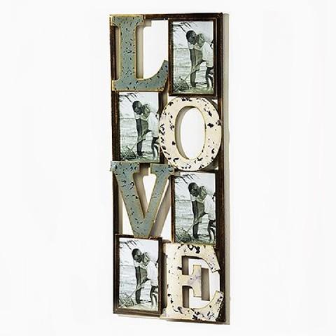 Luxus metall wand bild dekoration bilder rahmen halter deko wandschmuck collage - Bilder collage wand ...